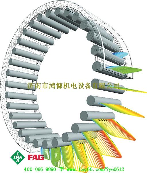 fag进口偏心轴承性能分析