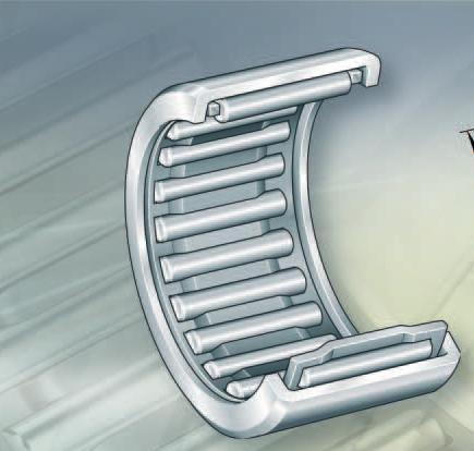 INA轴承|冲压外圈滚针轴承