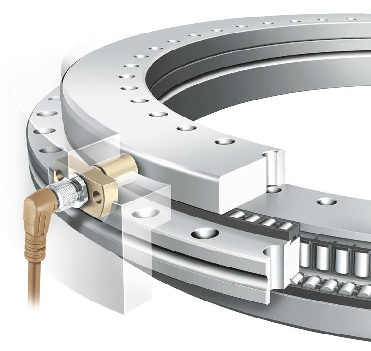 INA轴承|回转支撑轴承